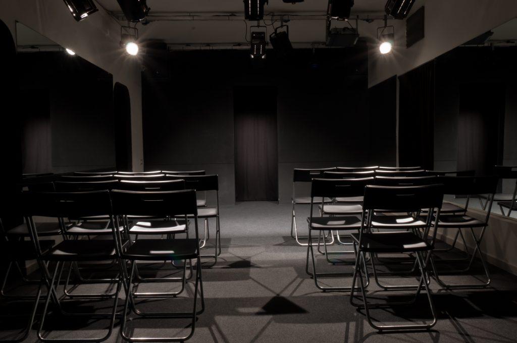 Piccola Sala Prove : Sala prove teatro spazio 18b