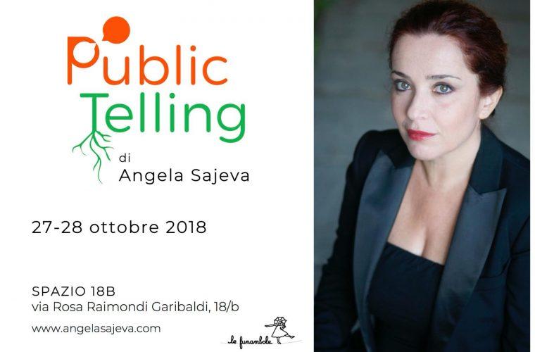 seminario di public telling