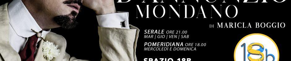 D'ANNUNZIO MONDANO